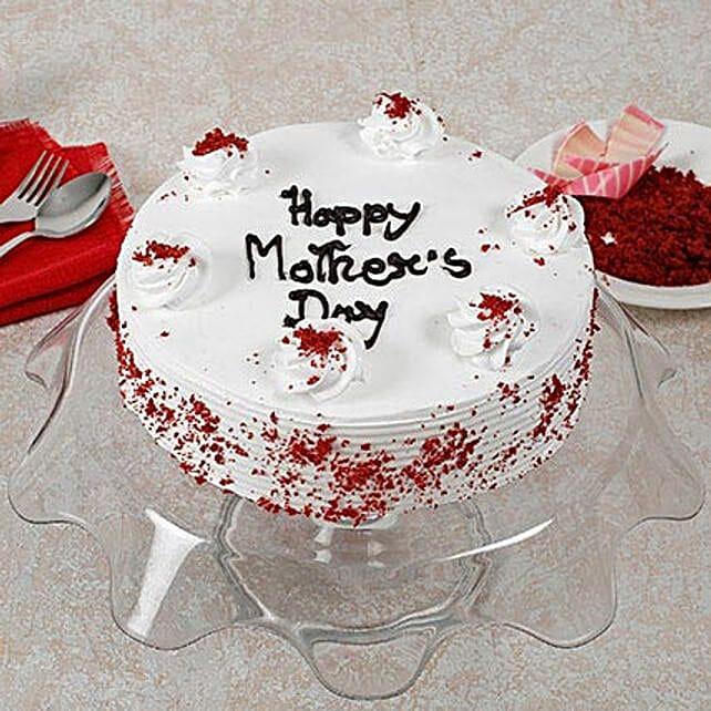 Red Velvet Cake For Mom: Red velvet cakes