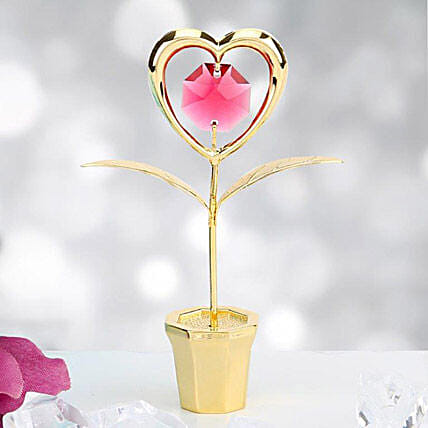 Reflection of Love: Gold Plated Gifts