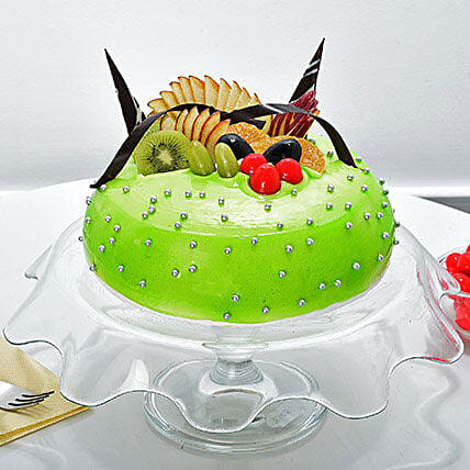Rich Fruit Cake: Gifts to India