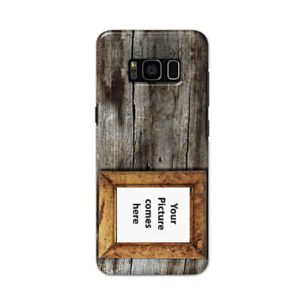 Samsung Galaxy S8 Customised Vintage Mobile Case: Personalised Back Covers
