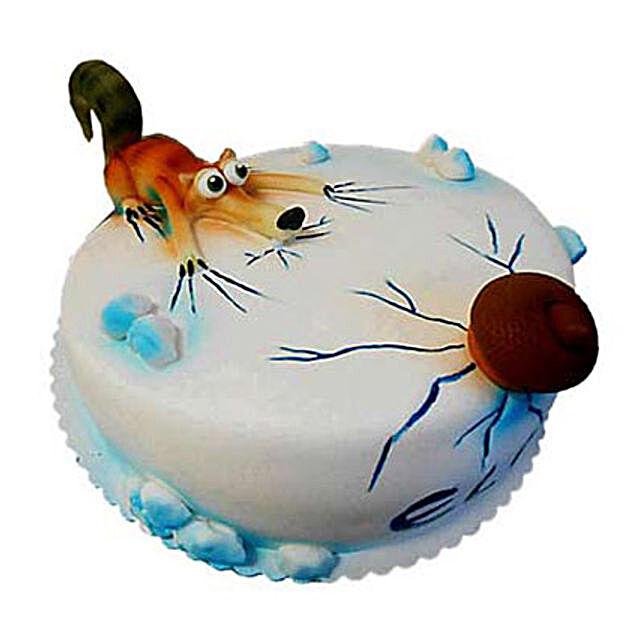 Scrat Cake: Designer Cakes
