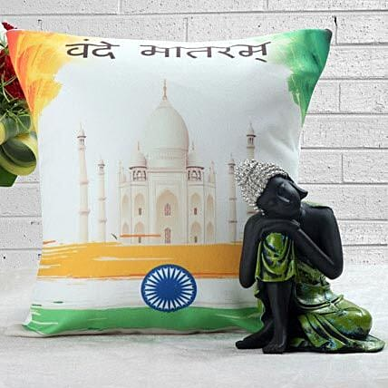 Serenity In Itself Combo: Buddha Collection