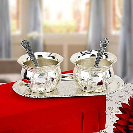 Silver Attraction: Send Gifts for Dhanteras