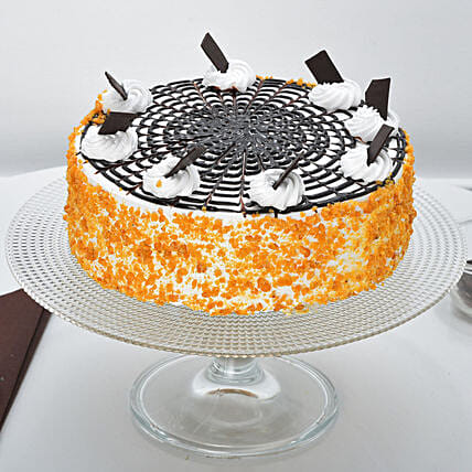 Special Butterscotch Cake Delivery In Chennai