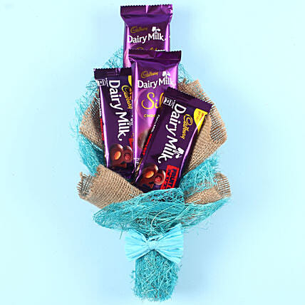 Special Cadbury Bouquet: Gifts for Chocolate Day