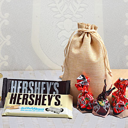 Special Chocolaty Combo: Chocolate Gifts in India