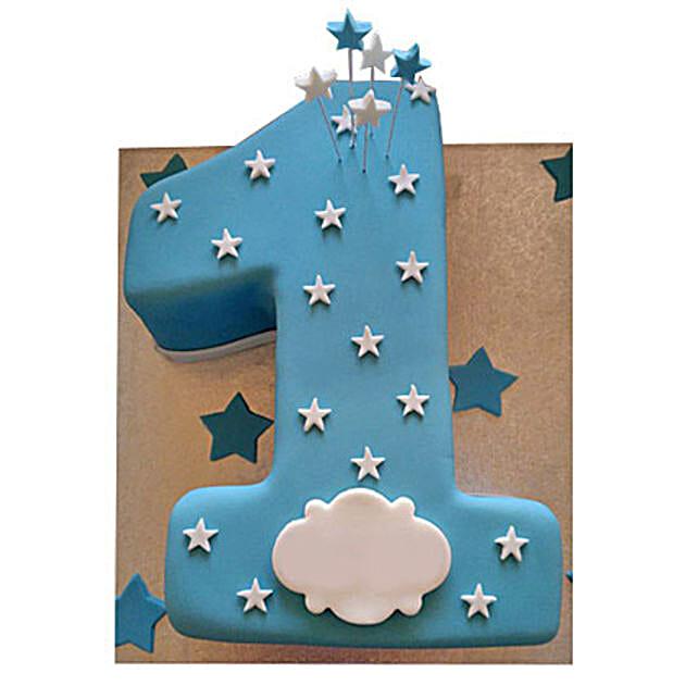 Starry Gaze Cake: