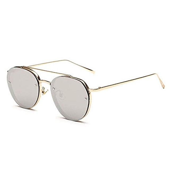 Suave Silver Sunglasses: Sunglasses Gifts