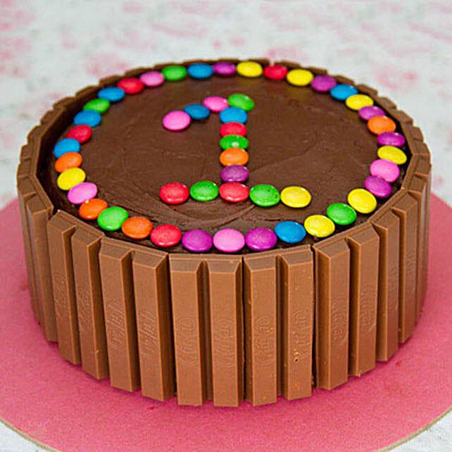 Supreme Kit Kat Cake: Designer Cakes