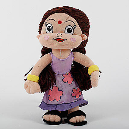 Sweet Chutki Soft Toy: Toys and Games