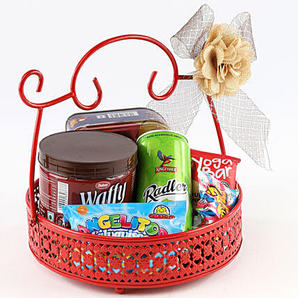 Sweet Snack Basket