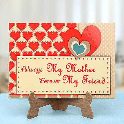 Tabletop for Mom: Plaques