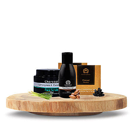 The Man Company Charcoal Express: Send Bhai Dooj Gift Hampers
