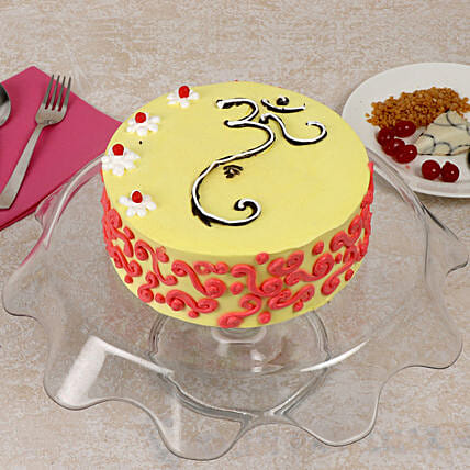 Traditional Cake: Ganesh Chaturthi Gifts