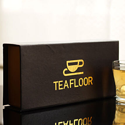 Trinity Tea Collection Gift Box: Mothers Day Gift Hampers