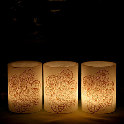 Triple Shine: Candles
