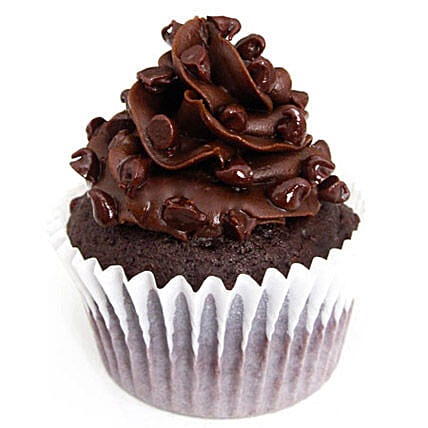 Tripple Chocolate Cupcakes: Send Cup Cakes