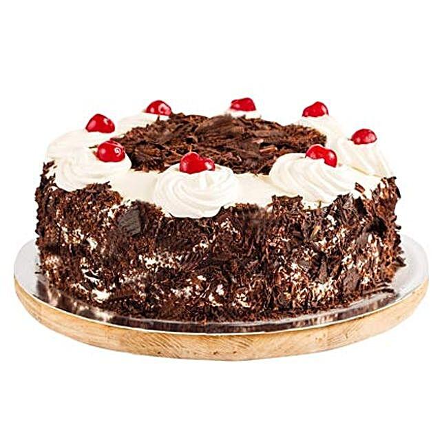 Ambrosial Black Forest Cake: Send Black Forest Cakes
