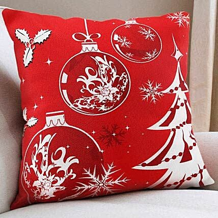 Christmas Cushion: Gift Delivery in Pauri Garhwal