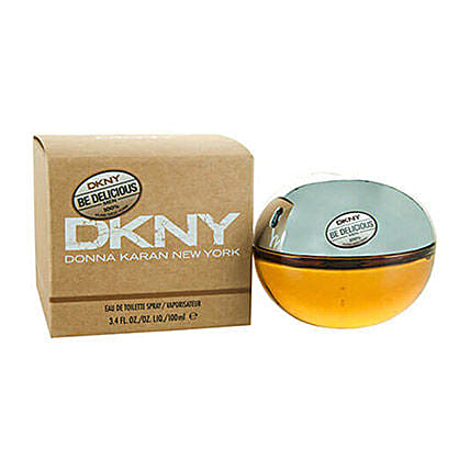 Dkny Be Delicious EDT Spray: Premium & Exclusive Gift Collection