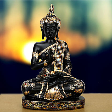 Exquisite Buddha Idol: Handicrafts to Kolkata