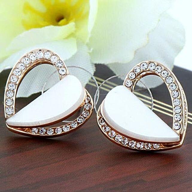 Hearty Desires: Earrings