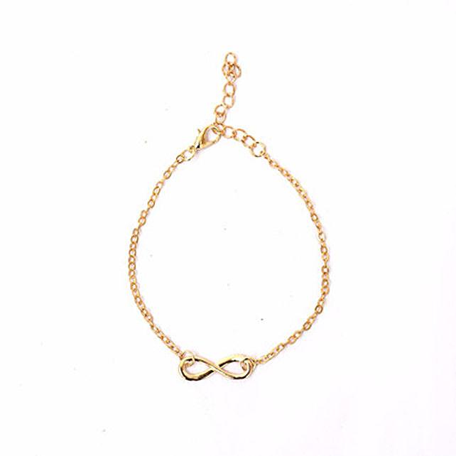 Infinity Bracelet: Bangles