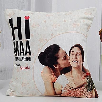 Love You Mom Cushion: Cushions for Mother's Day