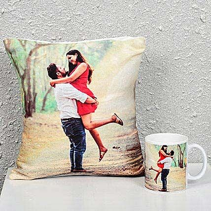 Personalized Cushion with Me: Personalised Cushions - Anniversary