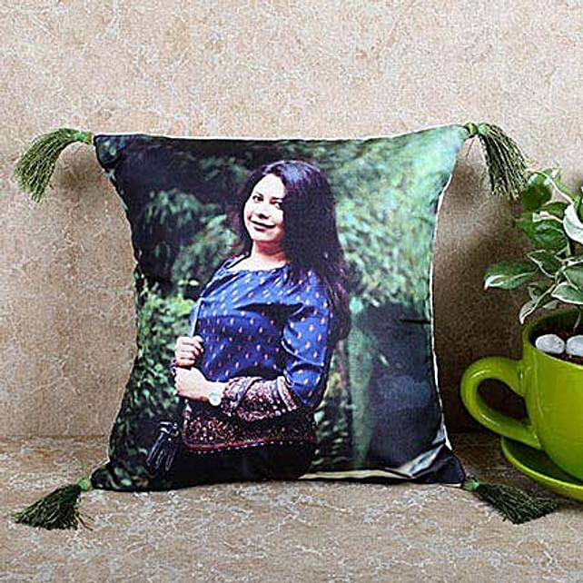 Personalized Stylish Cushion: Mothers Day Personalised Cushions