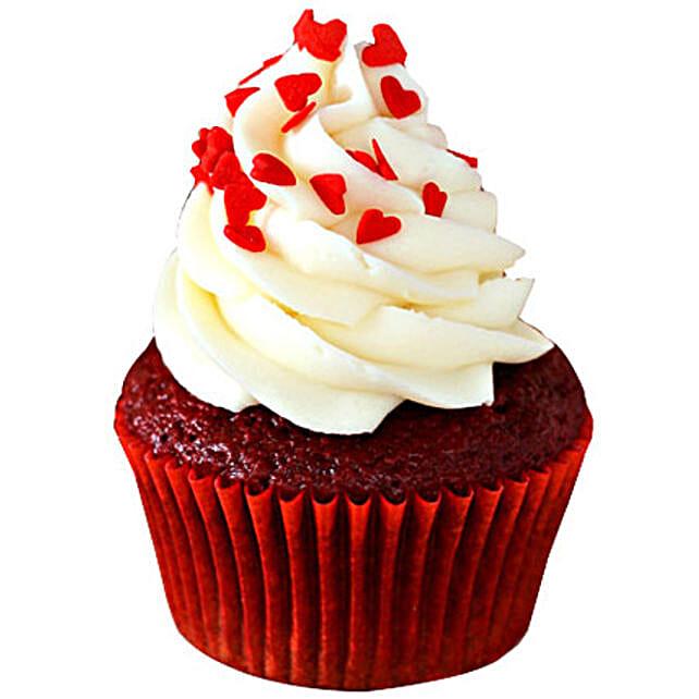 Red Velvet Cupcakes: Red Velvet Cakes Delivery