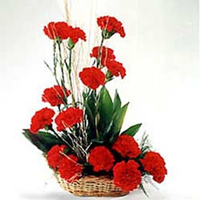 Romantic Affair: Flower Basket