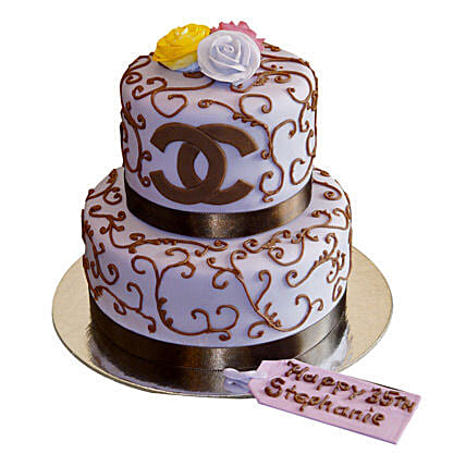 Special Chanel Cake: Premium Gifts