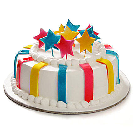 Special Delicious Celebration Cake: Designer Cakes for Fathers Day