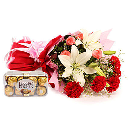 Sweetest Of All: Send Lilies