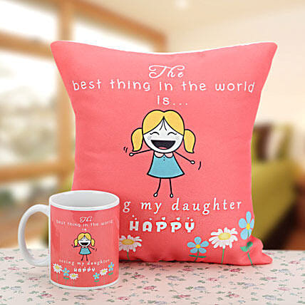 The Magic of Love: Send Daughters Day Mugs