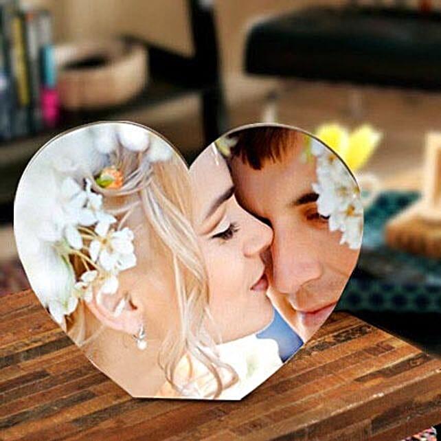 True Love Personalize Frame: Send Photo Frames