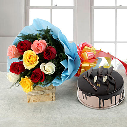 Rose Repose: Combos Bestsellers Birthday