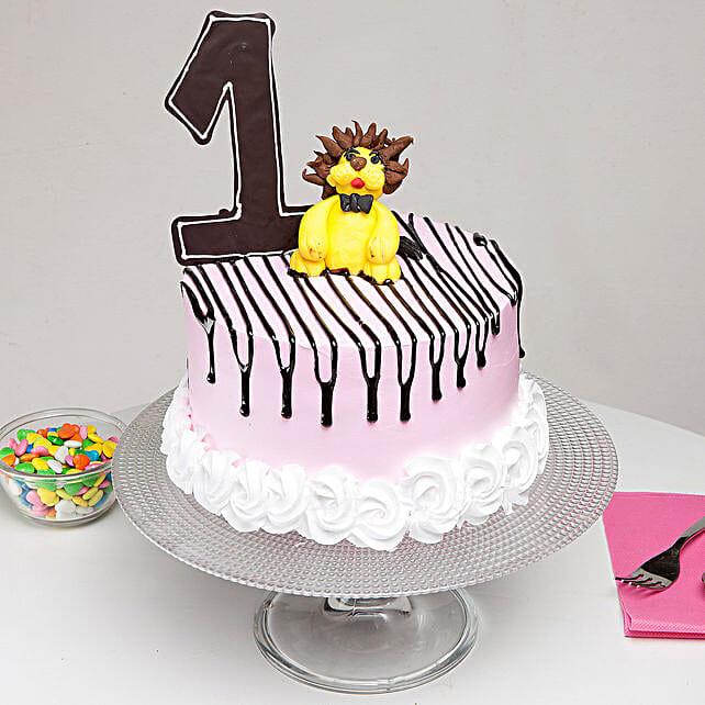 First Birthday Cake: Mango Cakes to Bengaluru