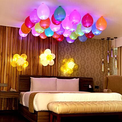 LED Balloons Decor: Balloon Decorations