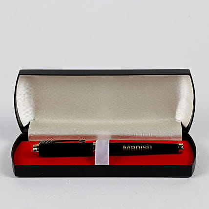 Personalized Engraved Roller Pen: Grand Father