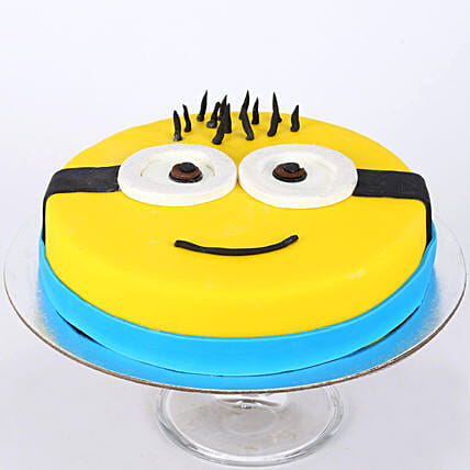 Minion for you Cake: Cake Delivery in Vijayawada