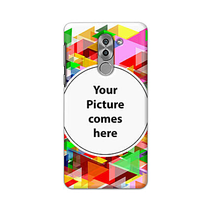 Honor 6X Customised Vibrant Mobile Case: Personalised Huawei Mobile Covers