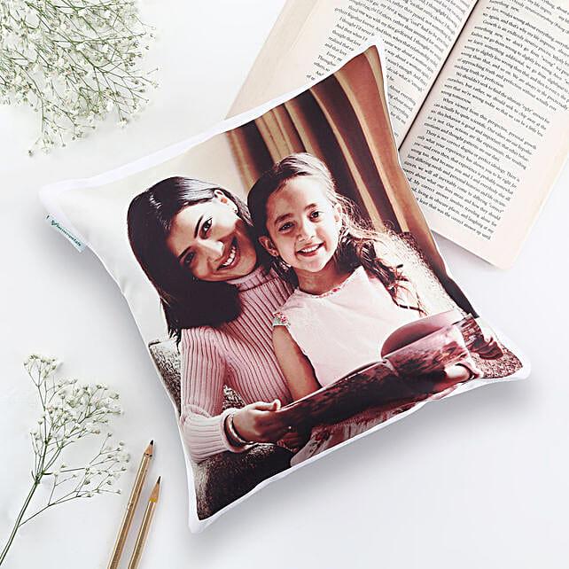 Mom Special Cushion: Send Home Decor to Gurgaon