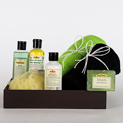 Rejuvenating Hamper: Send Gift Hampers