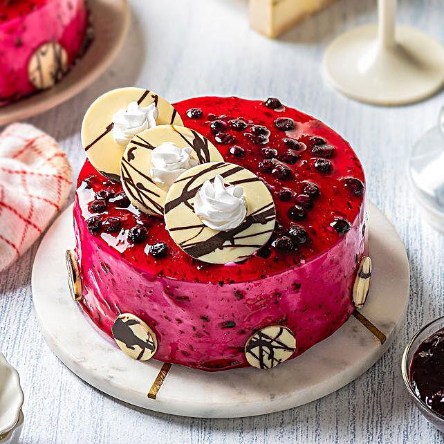 Blueberry Glaze Cake: Blueberry Cakes