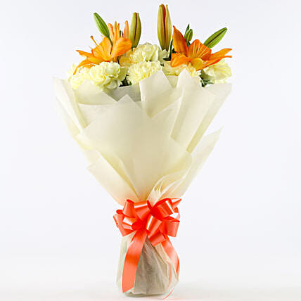 Radiance: Valentines Day Special Lilies