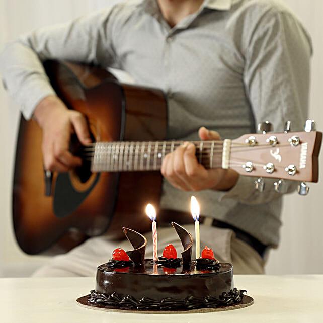 Creamy Musical Surprise: Send Gifts to Mumbai