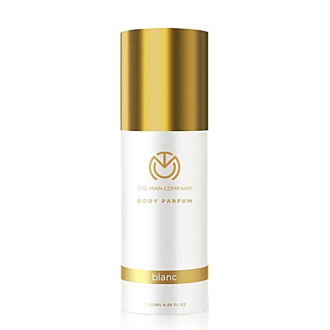 The Man Company Blanc Body Perfume: Send Perfumes On Bhai Dooj