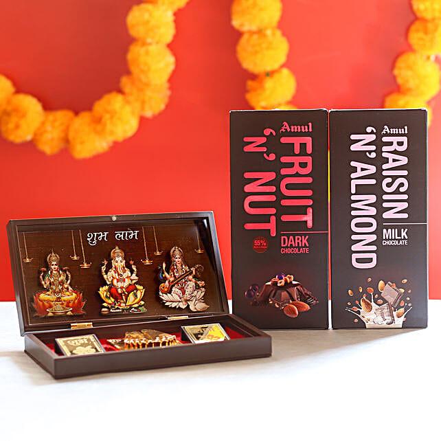 Chocolate with Spiritual Gift Box: